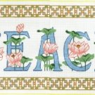 7105 Peace Needlepoint Canvas