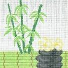 6278 Zen Rocks Needlepoint Canvas
