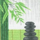 6276 Zen Rocks Needlepoint Canvas