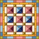 6269 Geometric Needlepoint Canvas