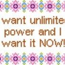 6121 Sayings Needlepoint Canvas