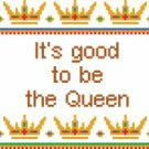 6146 Queen Needlepoint Canvas
