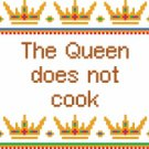6148 Queen Needlepoint Canvas