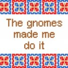 6194 Sayings Needlepoint Canvas