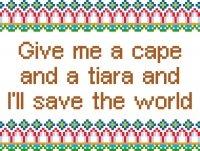 6199 Sayings Needlepoint Canvas