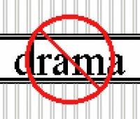 6181 No Drama Needlepoint Canvas