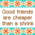 6203 Sayings Needlepoint Canvas
