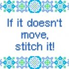 6244 Sayings Needlepoint Canvas