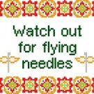 6247 Sayings Needlepoint Canvas