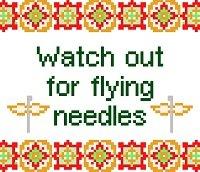 6247 Sayings Needlepoint Canvas
