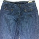 NEW TOMMY HILFIGER Womens Jeans Size 4 Small BOX LOGO Year 2002