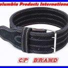 Power Weight Lifting Belt - Black - Free Ship USA