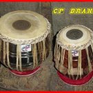 New CP Brand TABLA Indian Percussion Drum Set W Cushion