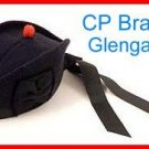 CP Brand Irish - Scottish Glengarry Hat With NO Dice/Badge - Free Shipping