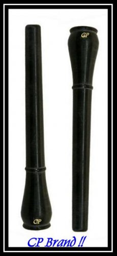 CP Brand New Black Plastic Bagpipe Mouth Piece FREE SHP