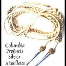 NEW CP Brand SILVER AIGUILLETTE BRITISH OFFICERS NEW
