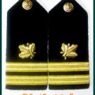 NEW US NAVY HARD Shoulder Boards LIEUTENANT Supply Corp