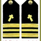 NEW US NAVY HARD Shoulder Boards LIEUTENT COMMANDER CHRISTIAN CHAPLAIN CP MADE