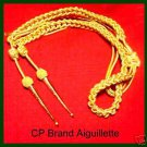 NEW CP Brand GOLD AIGUILLETTE, BRITISH OFFICERS NEW - High Quality