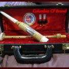 NEW SCOTTISH BAGPIPE CHANTER COCUS WOOD CP BRAND Hi Quality With Hard Carry Case