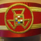 New Past High Priest with Circle Emblem Pillbox Cap Size 58 - CP MADE