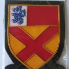 BRUCE SCOTTISH CLAN BADGE NEW HAND EMBROIDERED CP MADE QUALITY COLLECTORS ITEM