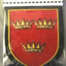 GRANT SCOTTISH CLAN BADGE NEW HAND EMBROIDERED CP MADE, HI QUALITY USA FREE SHIP