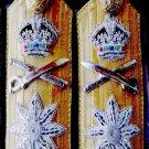 UK ROYAL NAVY NEW SHOULDER BOARD PAIR REAR ADMIRAL RANK KC HI QUALITY CP MADE