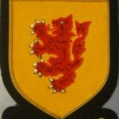 MacDUFF SCOTTISH CLAN BADGE NEW HAND EMBROIDERED CP MADE QUALITY COLLECTORS ITEM