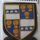 MUIR SCOTTISH CLAN BADGE NEW HAND EMBROIDERED CP MADE HI QUALITY USa FREE SHIP