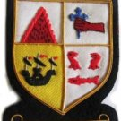 MacLEAN SCOTTISH CLAN BADGE NEW HAND EMBROIDERED CP MADE HI QUALITY FREE US SHIP