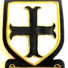 COLVILLE SCOTTISH CLAN BADGE NEW HAND EMBROIDERED CP MADE HI QUALITY FREE USA SP