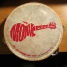 Monkees TAMBOURINES Size 8 Inch CP Brand Single Row Jingles Calf Skin Heads