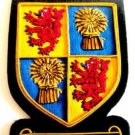 GUTHRIE SCOTTISH CLAN BADGE NEW HAND EMBROIDERED CP MADE HI QUALITY FREE US SHIP