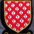MacCULLOCH SCOTTISH CLAN BADGE NEW HAND EMBROIDERED CP MADE QUALITY US FREE SHIP