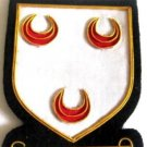 OLIPHANT SCOTTISH CLAN BADGE NEW HAND EMBROIDERED CP MADE, HI QUALITY FREE US SH