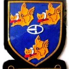 FERGUSON SCOTTISH CLAN BADGE NEW HAND EMBROIDERED CP MADE HI QUALITY FREE US SP