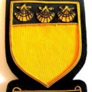 GRAHAM SCOTTISH CLAN BADGE NEW HAND EMBROIDERED CP MADE HI QUALITY FREE US SHIP
