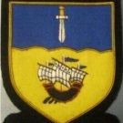 MacFIE SCOTTISH CLAN BADGE NEW HAND EMBROIDERED CP MADE HI QUALITY FREE US SHiP