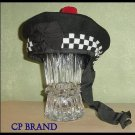 CP Brand New BALMORALS KILT HATS w/o Badge B/W - Hi Quality - CP MADE EMAIL SIZE