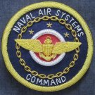 UNITED STATES NAVAL AIR SYSTEM COMMAND BADGES NEW HAND EMBROIDERED CP MADE