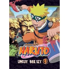 Naruto Uncut Box Set 1 (DVD Box Set)