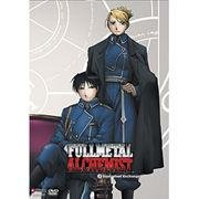 Fullmetal Alchemist DVD 03 - Equivalent Exchange