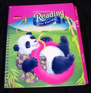 "Scott Foresman Reading Grade K Unit 4, ""Everyday is Special!"" Spiral Bound Teachers Edition"