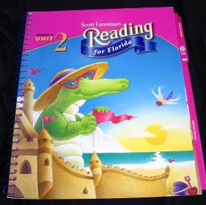 "Scott Foresman Reading Grade K Unit 2, ""A World of Wonders!"" Spiral Bound Teachers Edition"