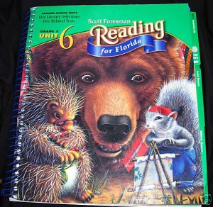 "Scott Foresman Reading Grade 3 Unit 6, ""Picture This: Imagination Kids!"" Teachers Edition"