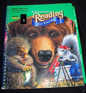 """Scott Foresman Reading Grade 3 Unit 5, """"Picture This: Are We There Yet?"""" Teachers Edition"""