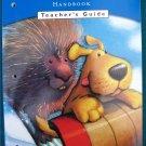 Harcourt Language Handbook Set 2002 Grade 1 Student and Teachers Edition