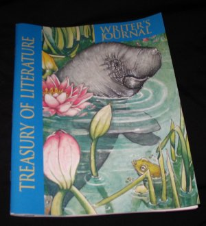Harcourt Treasury of Literature Writer's Journal  Workbook Grade 2 Student  Edition