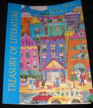 Harcourt Treasury of Literature Take Home Books Complete Set Grade 2 Student  Edition